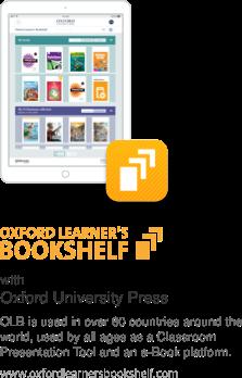 oxford learners bookshelf