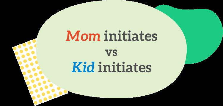 Mother versus child